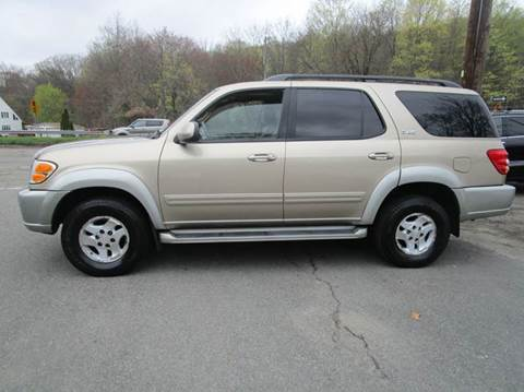 2003 Toyota Sequoia for sale in Ledgewood, NJ