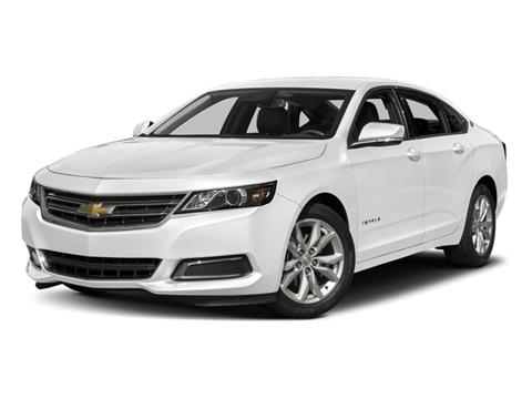 2018 Chevrolet Impala for sale in Saint James NY