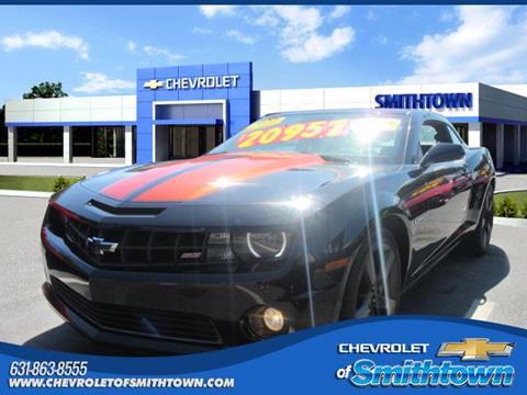 2010 Chevrolet Camaro for sale in Saint James NY