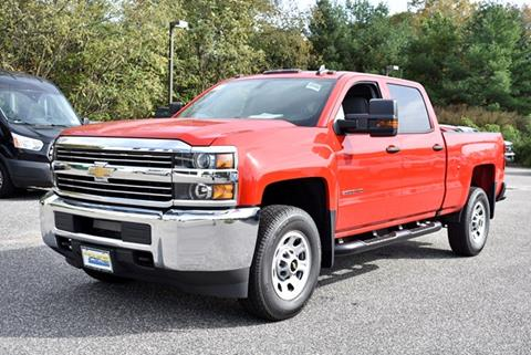2018 Chevrolet Silverado 2500HD for sale in Saint James, NY