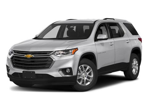 2018 Chevrolet Traverse for sale in Saint James, NY
