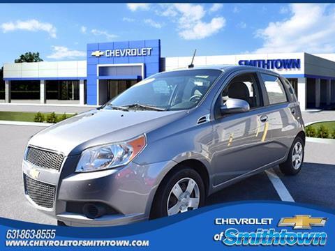 2010 Chevrolet Aveo for sale in Saint James NY