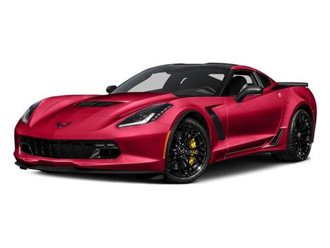 2017 Chevrolet Corvette for sale in Saint James, NY