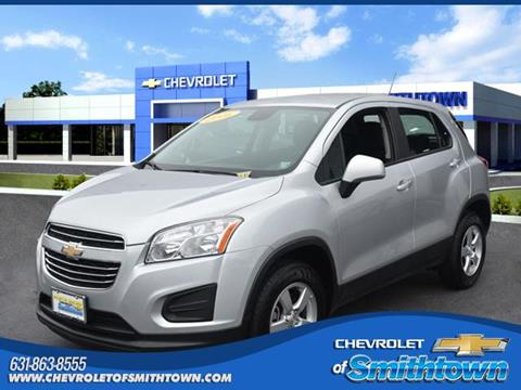 2016 Chevrolet Trax for sale in Saint James NY