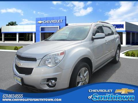 2012 Chevrolet Equinox for sale in Saint James NY