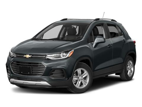 2017 Chevrolet Trax for sale in Saint James NY