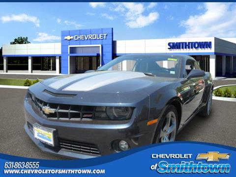 2013 Chevrolet Camaro for sale in Saint James NY