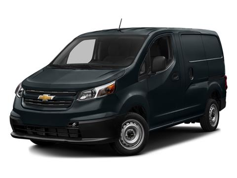 2017 Chevrolet City Express Cargo for sale in Saint James NY