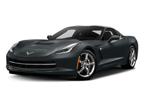 2017 Chevrolet Corvette for sale in Saint James NY