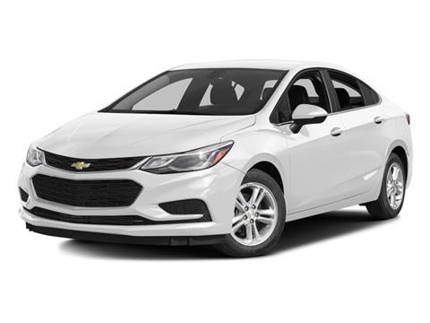 2017 Chevrolet Cruze for sale in Saint James NY