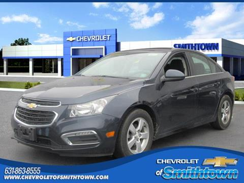 2016 Chevrolet Cruze Limited for sale in Saint James NY
