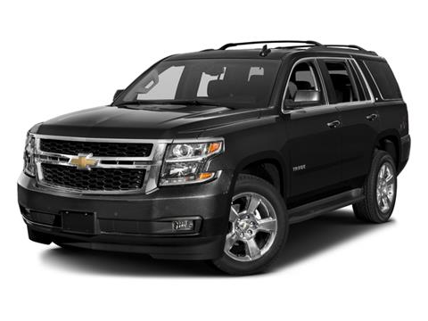 2017 Chevrolet Tahoe for sale in Saint James NY