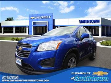 2015 Chevrolet Trax for sale in Saint James, NY