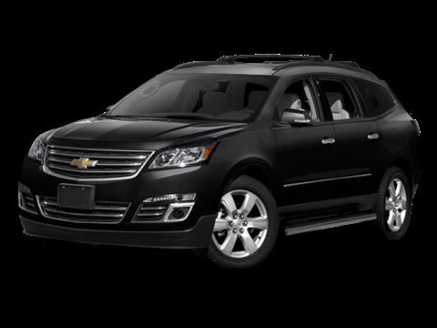 2017 Chevrolet Traverse for sale in Saint James, NY