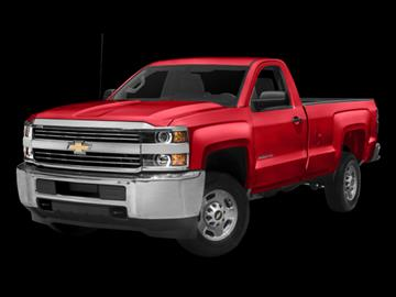 2017 Chevrolet Silverado 2500HD for sale in Saint James, NY