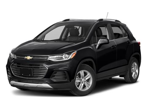 2017 Chevrolet Trax for sale in Saint James, NY