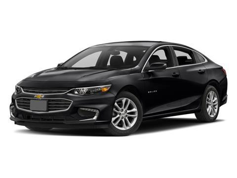 2018 Chevrolet Malibu for sale in Saint James NY