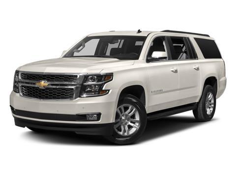 2017 Chevrolet Suburban for sale in Saint James NY