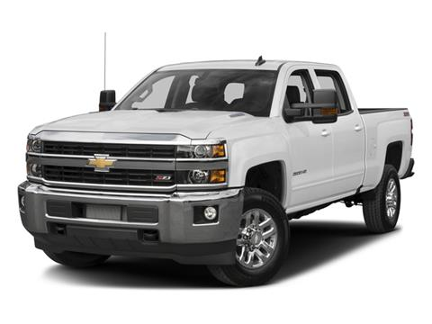 2017 Chevrolet Silverado 3500HD CC for sale in Saint James NY