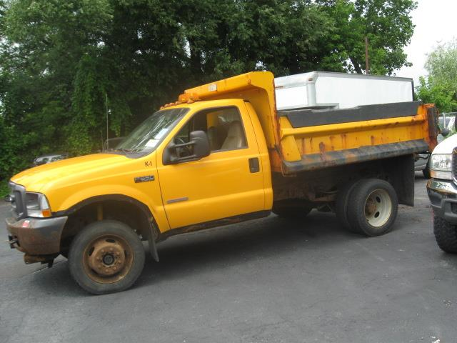 2004 Ford F-550 SUPER DUTY DRW