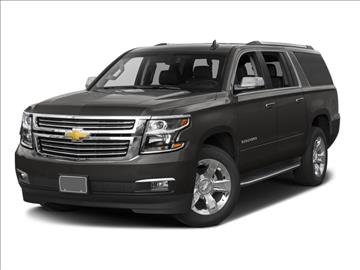 2017 Chevrolet Suburban for sale in Tullahoma TN