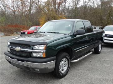 2004 Chevrolet Silverado 1500 for sale in Taunton, MA