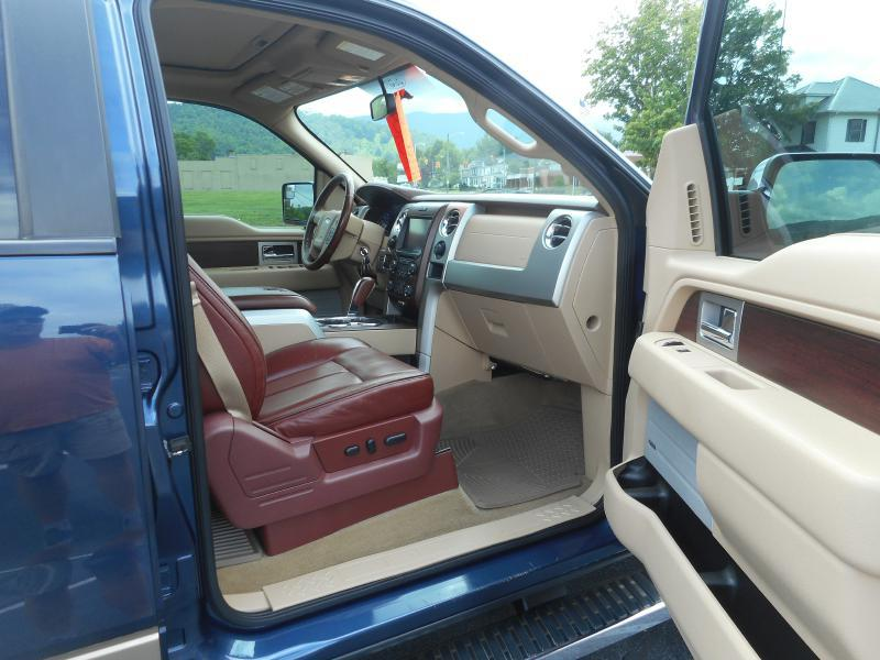 2013 Ford F-150 SUPERCREW 4X4 KING RANCH - Erwin TN