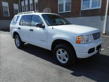 2005 Ford Explorer for sale in Erwin, TN