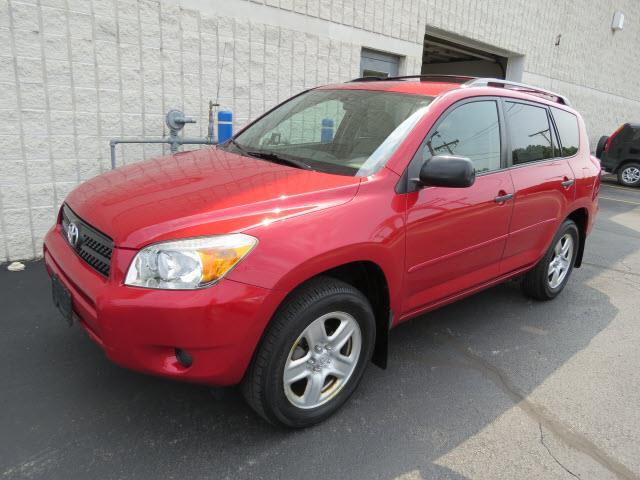 2007 Toyota RAV4 for sale in TOLEDO OH