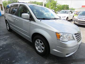 2008 Chrysler Town and Country for sale in Toledo, OH