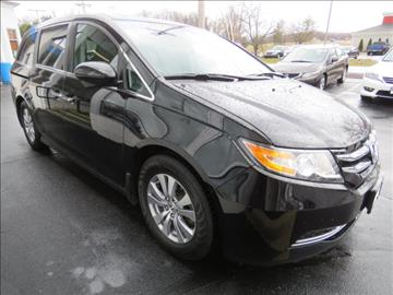 2014 Honda Odyssey for sale in Toledo, OH