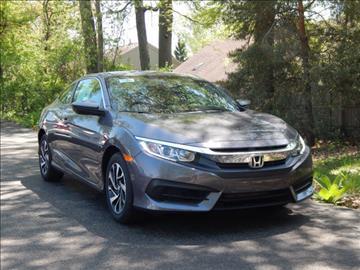 2016 Honda Civic for sale in Toledo, OH