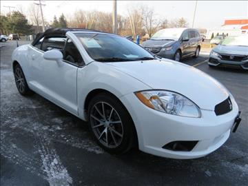 2012 Mitsubishi Eclipse Spyder for sale in Toledo, OH
