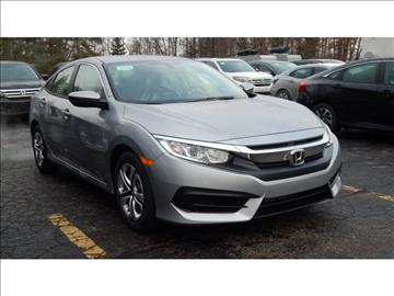 2017 Honda Civic for sale in Toledo, OH