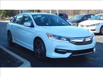 2017 Honda Accord for sale in Toledo, OH