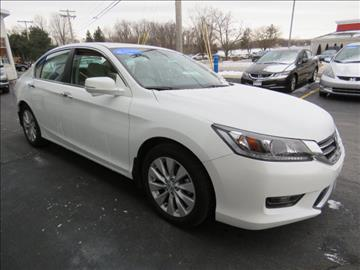 2014 Honda Accord for sale in Toledo, OH