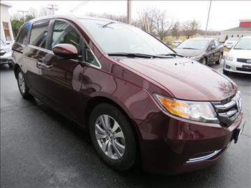 2015 Honda Odyssey for sale in Toledo, OH