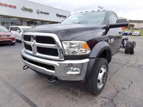 2018 RAM Ram 5500 Chassis Cab