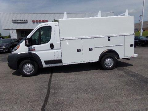 2017 RAM ProMaster Cutaway Chassis for sale in Springfield, TN