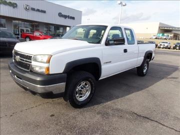 2007 Chevrolet Silverado 2500HD Classic for sale in Springfield, TN