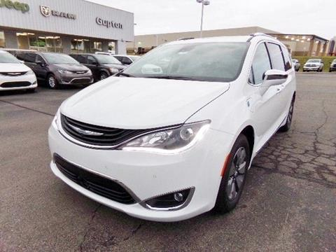 2018 Chrysler Pacifica Hybrid for sale in Springfield, TN