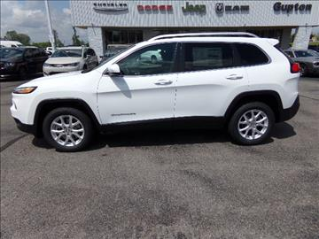 2017 Jeep Cherokee for sale in Springfield, TN