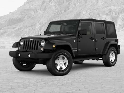 2018 Jeep Wrangler Unlimited for sale in Springfield, TN