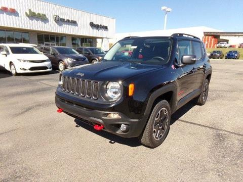 2017 Jeep Renegade for sale in Springfield, TN