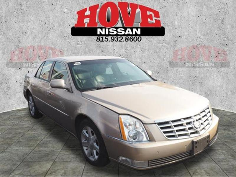 2006 cadillac dts luxury i 4dr sedan in bradley il hove nissan inc. Black Bedroom Furniture Sets. Home Design Ideas