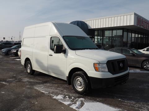 2017 Nissan NV Cargo for sale in Bradley, IL