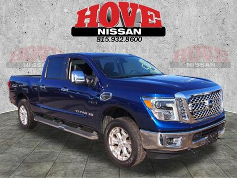 2016 Nissan Titan XD for sale in Bradley, IL