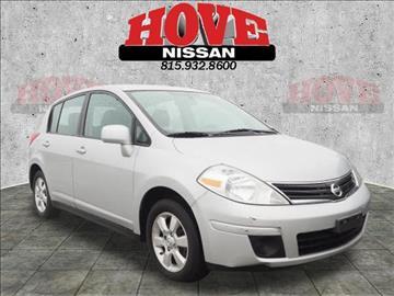 2012 Nissan Versa for sale in Bradley, IL