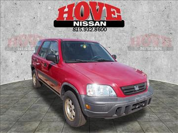 1998 Honda CR-V for sale in Bradley, IL