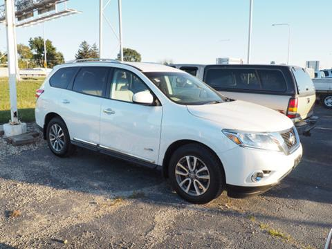 Nissan Pathfinder Hybrid For Sale In New Germany Mn Carsforsale